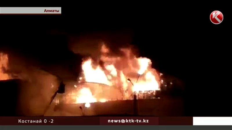 «Горящий» вопрос: почему погибшие на пожаре в «Алматы Тауэрс» работали в воскресенье