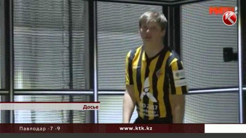 Алматинский «Кайрат» продлил контракт с Андреем Аршавиным