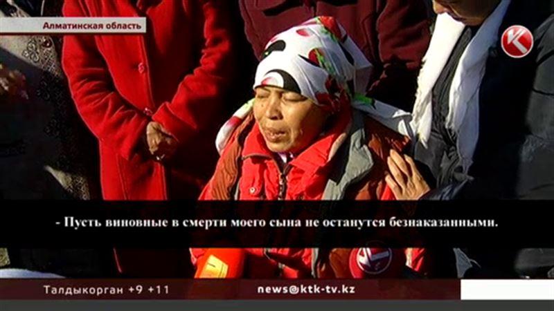 Родные студентов, заживо сгоревших в Алматы, пойдут в суд