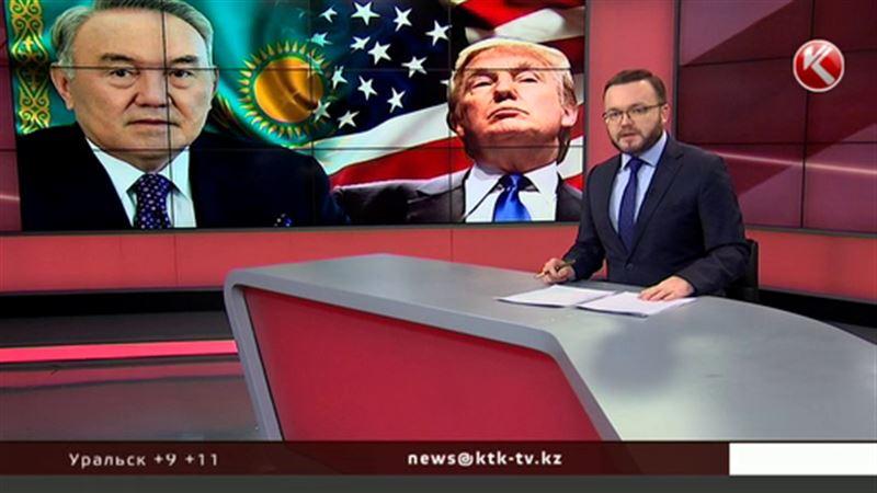 Трампа уже пригласили в Казахстан