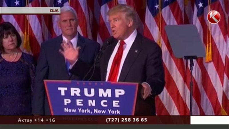 45-й пошел: Америка «заселила» в овальный кабинет Дональда Трампа