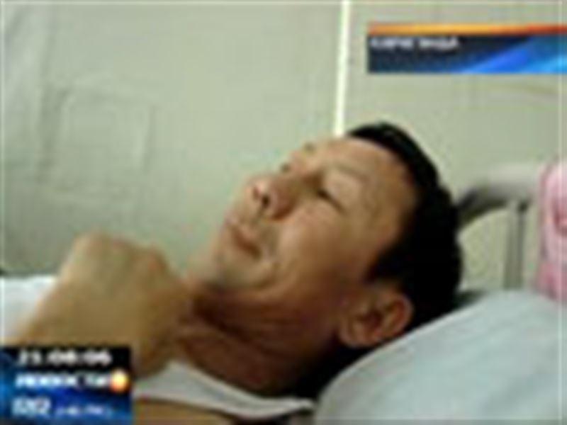 Очередное нападение на водителя такси, теперь в Караганде