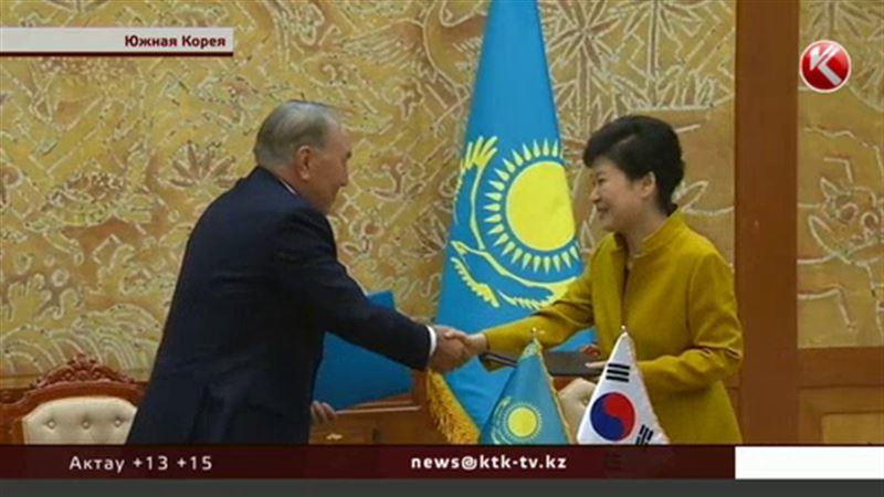 Президент Южной Кореи надеется на Казахстан