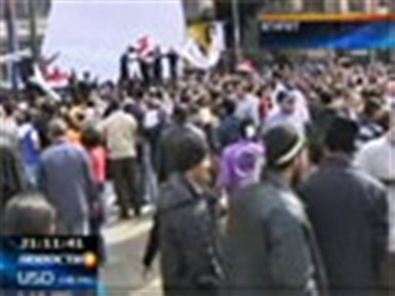 В столкновениях в Египте продолжают гибнуть люди