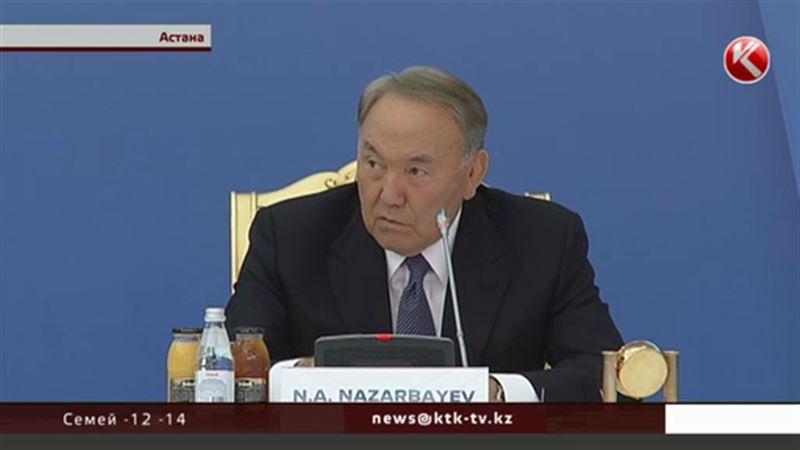 Назарбаев: казахи никогда в своей истории не жили так, как сейчас