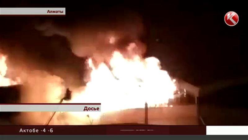 Директор сгоревшего в Алматы батутного центра может сесть на 10 лет