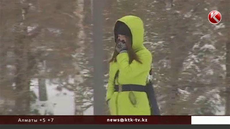В Казахстане похолодает на 13 градусов ниже нормы