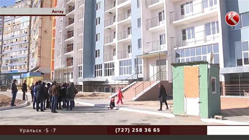 Дольщица из Актау родила уже троих детей, но так и не въехала в свою квартиру