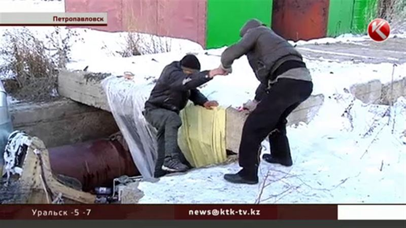 Ночлежку для бомжей в Петропавловске открыли раньше – из-за морозов