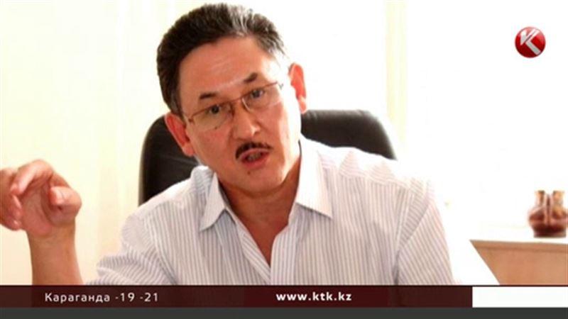 В Астане задержали известного журналиста