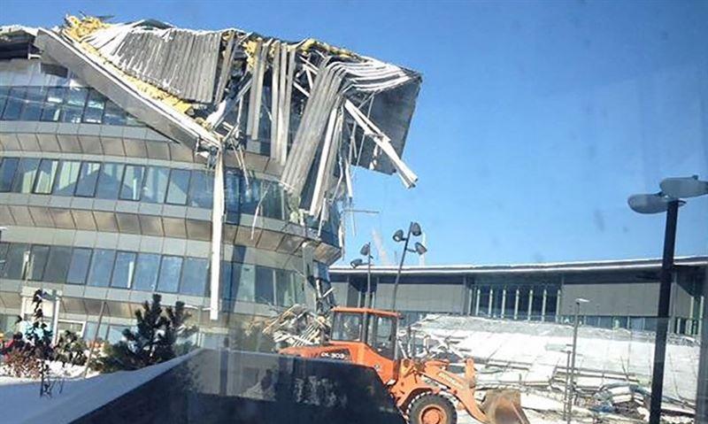 ЧП на ЭКСПО-2017: названы три вероятных причины обрушения арки