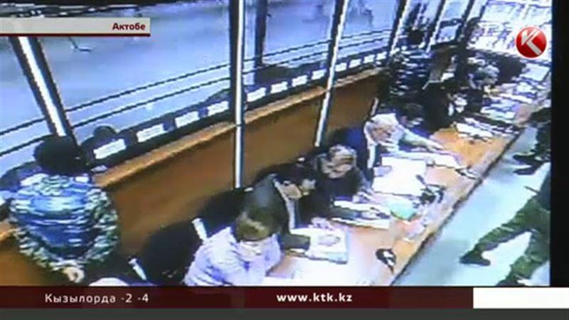 Для актюбинских террористов обвинение просит пожизненные сроки