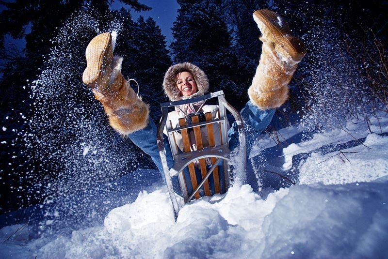10 веселых способов провести выходные, когда на улице мороз