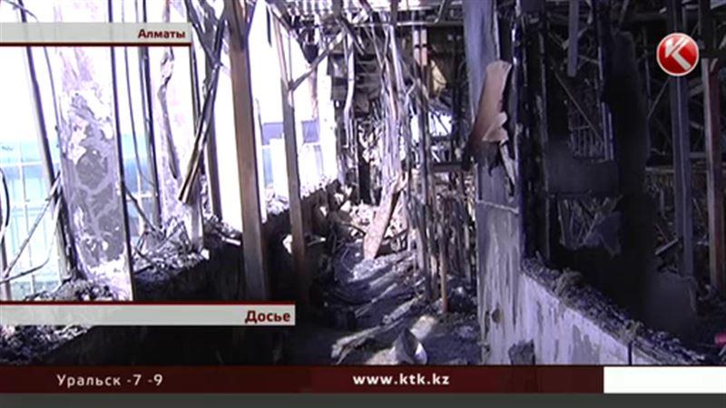 Во время пожара, в котором погибли студенты, не сработала сигнализация