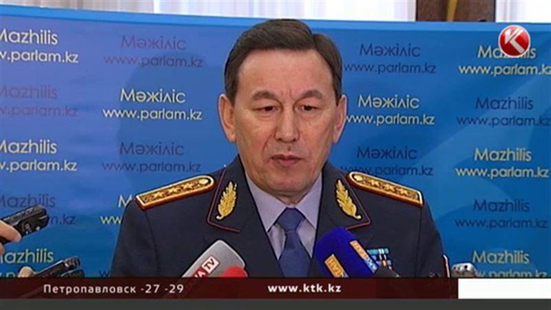 Министр МВД обвинил авторов Уголовного кодекса в плагиате