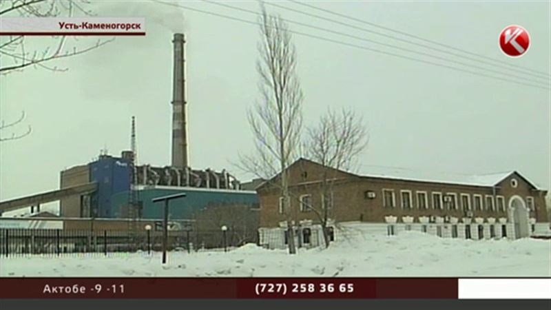 В сорокаградусные морозы вышли из строя котлы сразу на двух ТЭЦ Усть-Каменогорска