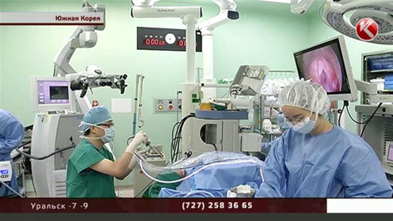 Тяжелобольных детей из Казахстана бесплатно прооперировали в Корее
