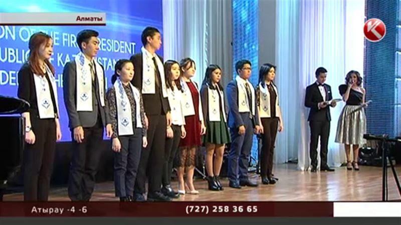 Лучшие студенты страны будут получать стипендию от Фонда Первого Президента