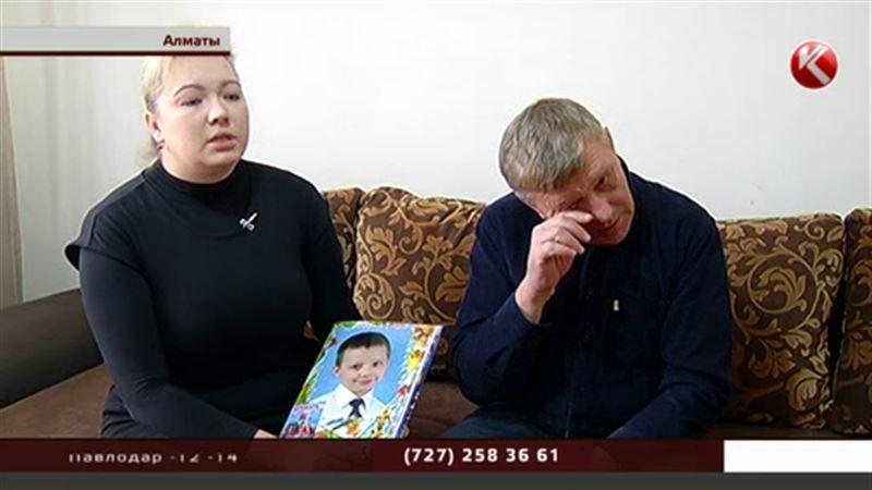 Алматылық полицейлер баланы көлікпен қағып өлтірген жүргізушіге қатысты түсініктеме берді