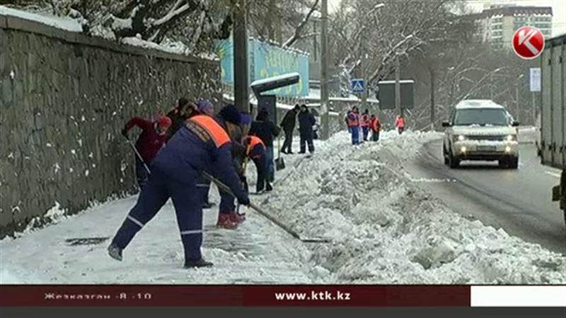 Правительство пересчитывает замерзающие города и отчитывает акимов