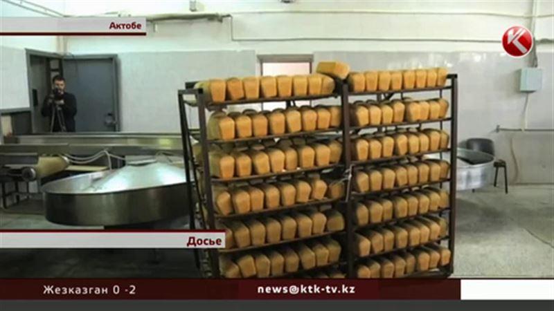 Цены на хлеб и сахар в Актобе подняли необоснованно