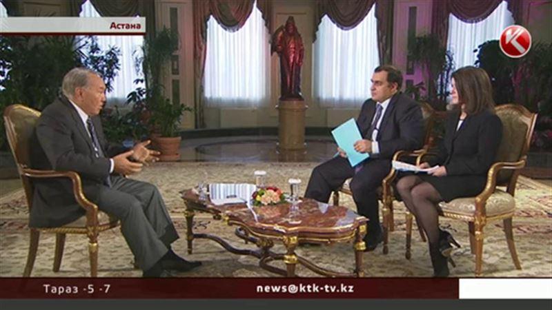 Назарбаев готов управлять страной как минимум до 2020 года
