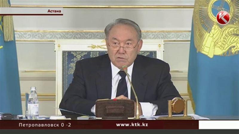 Назарбаев про переименование столицы: «Считается, что я команду даю»