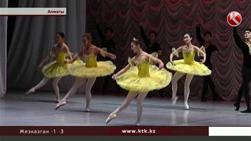 В Алматы на праздник балета съехались танцоры со всего мира
