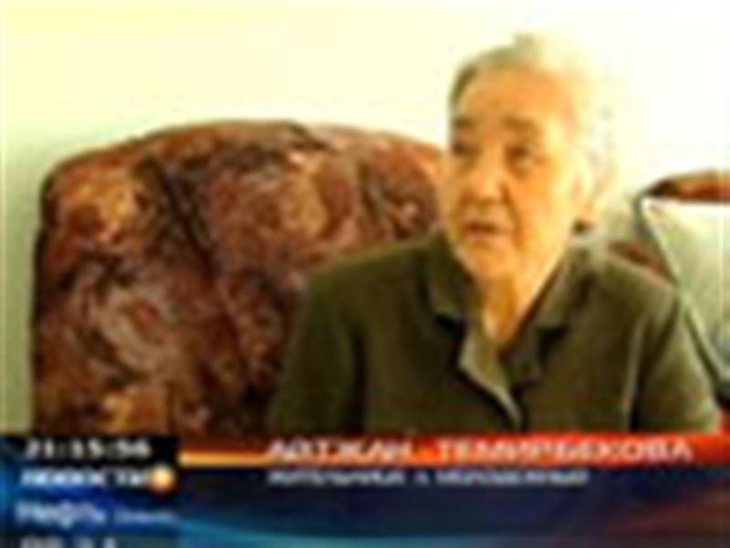 В Восточном Казахстане разгорелся нешуточный скандал между пенсионеркой и акиматом