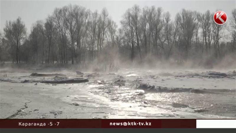 Жителям Семея грозит наводнение