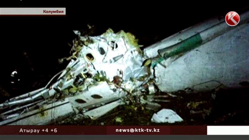 Крушение самолета в Колумбии: есть выжившие