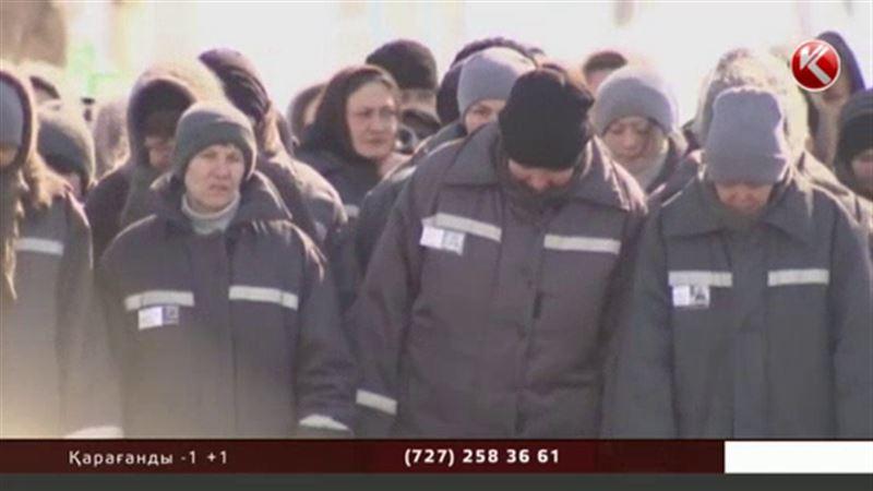 Астанада рақымшылыққа ілігетіндердің тізімі жасалып жатыр