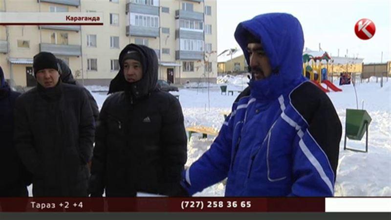 В карагандинских домах по госпрограмме наступил «ледниковый период»