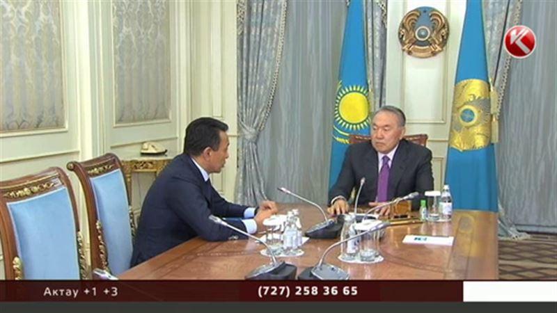 Глава «Казмунайгаза» рассказал Назарбаеву про Кашаган и прибыль