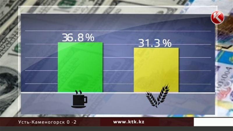 Чай и крупы ставят рекорды в Казахстане