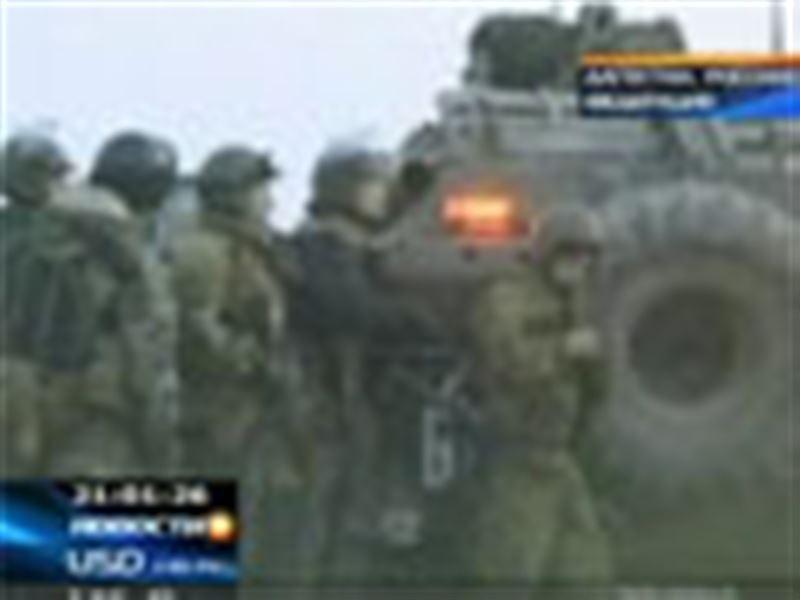 В Дагестане задержали сразу двоих боевиков, которые якобы являются гражданами Казахстана