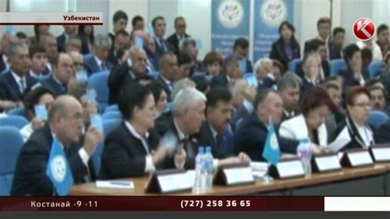 Узбекистан выбрал президента