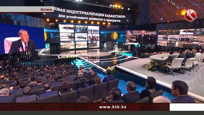 Назарбаев грозит выгнать чиновников, которые не научатся работать с инвесторами