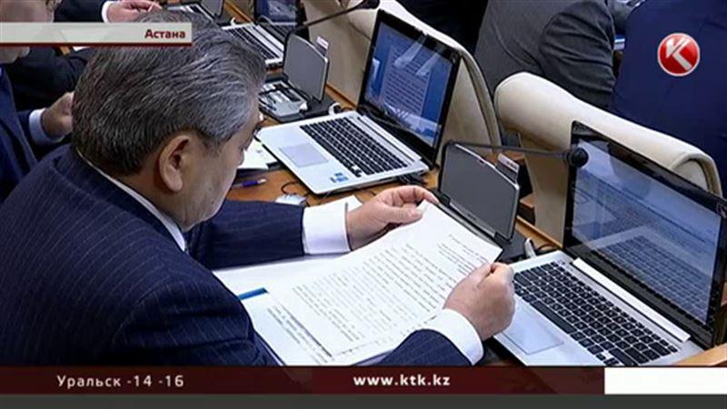 Депутаты объяснили, почему в казахстанских степях массово гибнут сайгаки