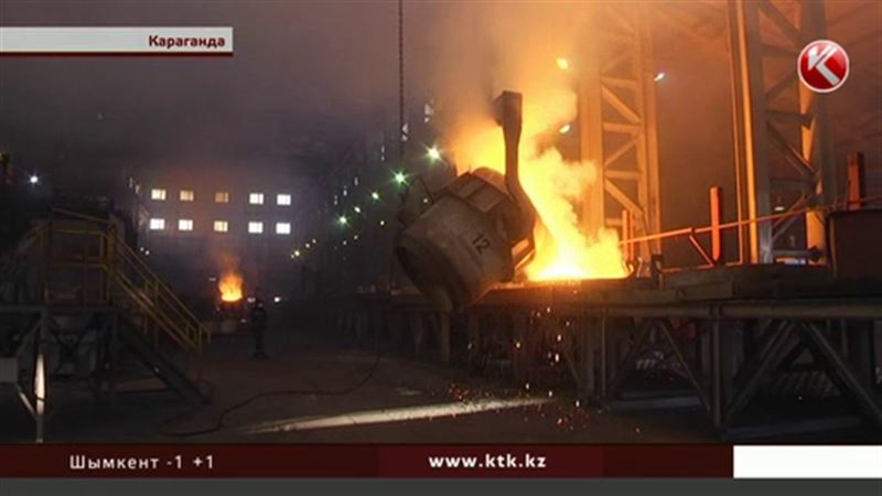 Кремниевый завод в Караганде выйдет на полную мощность