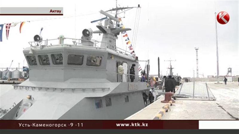 У ВМС страны теперь есть свой причал