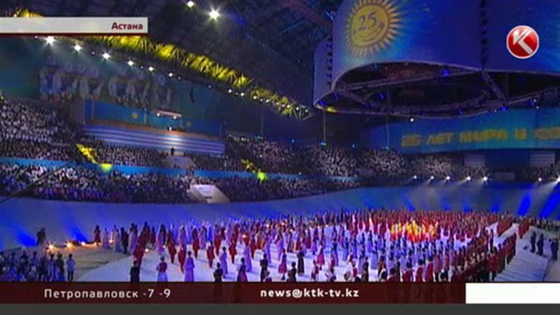 Назарбаев: цените нашу сплоченность