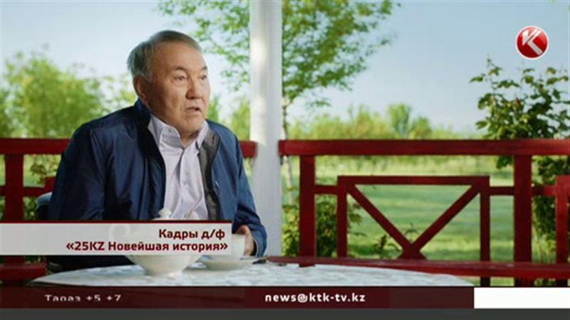 Назарбаев рассказал о власти и вложениях в Астану