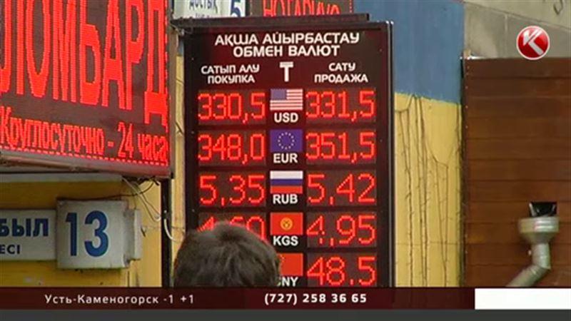 Нефть отправила казахстанскую валюту вверх
