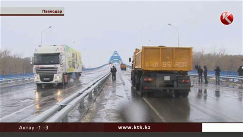 В Павлодаре теперь самый длинный в Центральной Азии мост