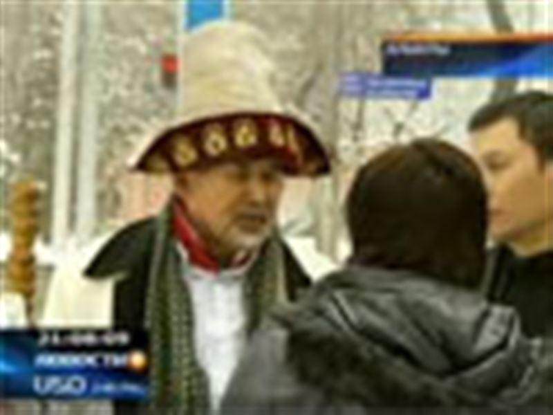 Амантай Кажы в субботу не пришел на экзамен по казахскому языку