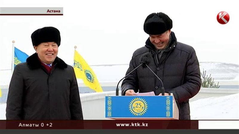 Назарбаев Астана әкімін  тығырыққа тіреп, жұртты күлдірді