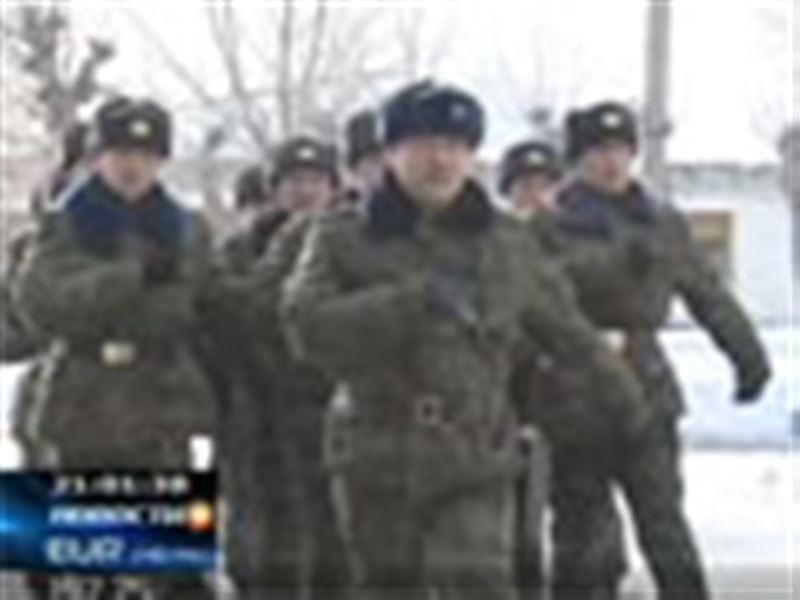В Павлодаре на территории колонии найден мертвым солдат внутренних войск
