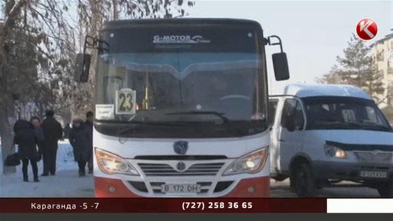 Жители пригорода Талдыкоргана каждый вечер ищут остановку своего автобуса