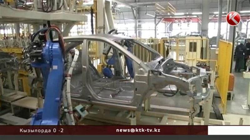 Казахстанский автопром в затруднительном положении